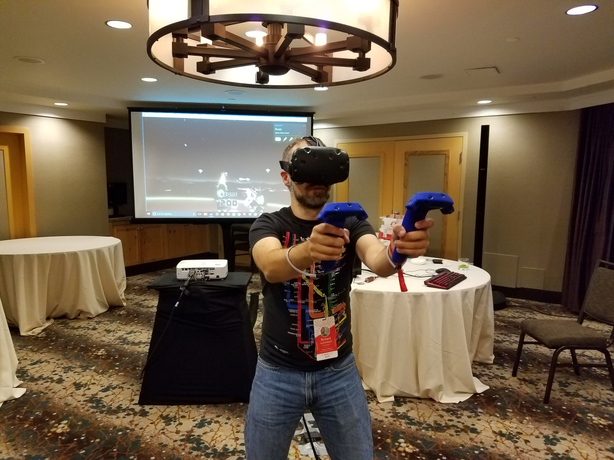 What I Learned From Demoing VR to Hundreds of People